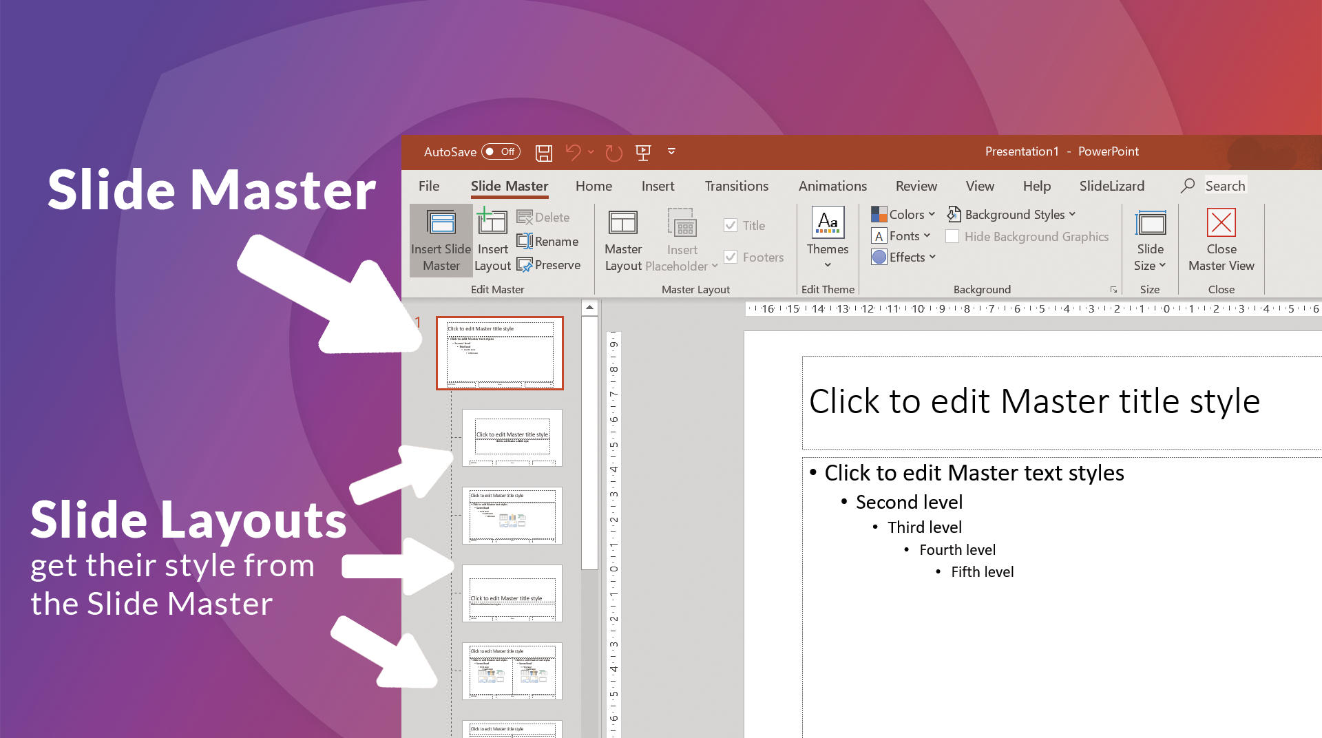 How To Create Your Own Powerpoint Template 2021 Slidelizard