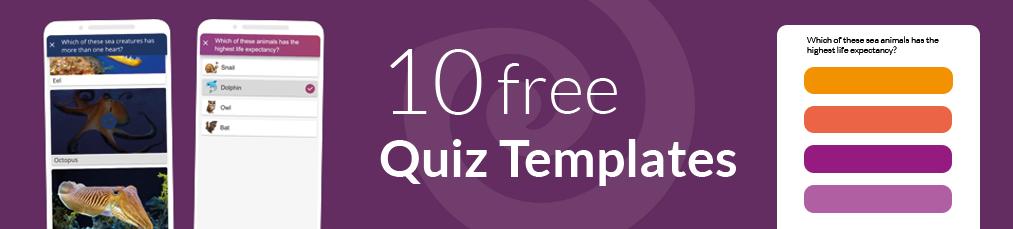 10 Free Interactive Powerpoint Quiz Templates 2021 Slidelizard